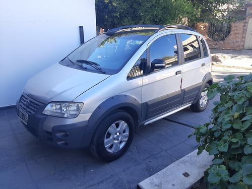 Fiat Idea Adventure 2008 Con Gnc