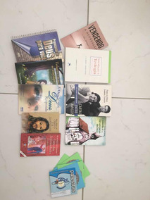 Conjunto Livros Religiosos Igreja