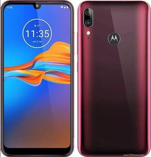 Celular Motorola Moto E6 Plus 4+64 Gb Aranda Sellados