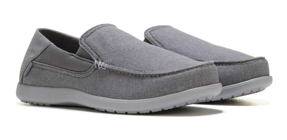 Crocs Nautico Santa Cruz 2 Luxe Charcoal Light Grey
