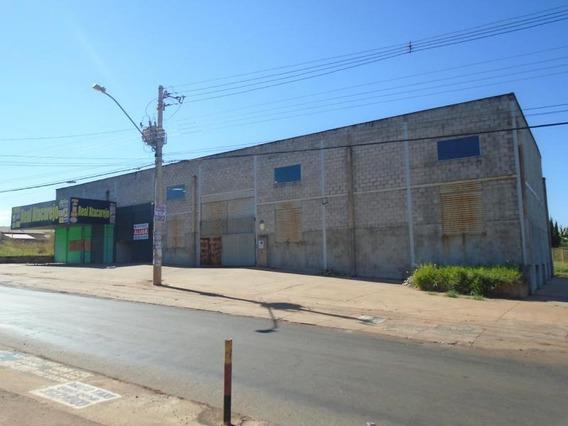 Galpão Para Alugar, 870 M² Por R$ 6.500/mês - Setor Morada Do Sol - Goiânia/go - Ga0091