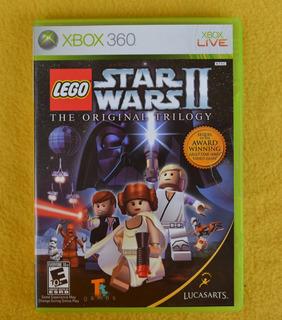 Lego Star Wars 2 The Original Trilogy Xbox 360 Play Magic