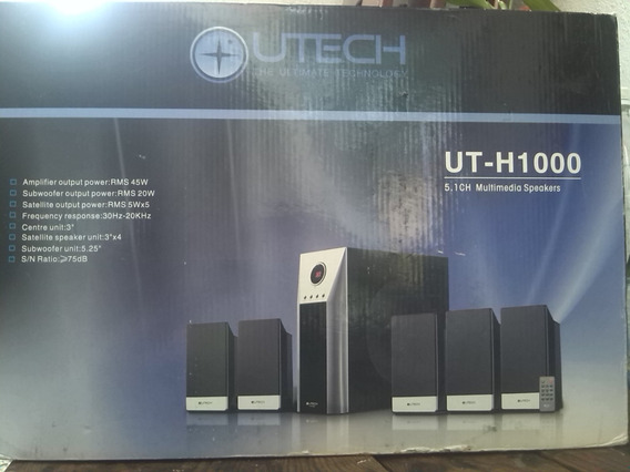 Hometheater Ut-h1000 Teatro