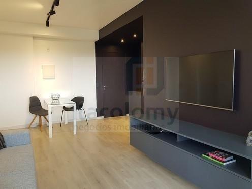 Ref: 3475 Apartamento Moderno No Novare Alphaville - 50m² - 3475