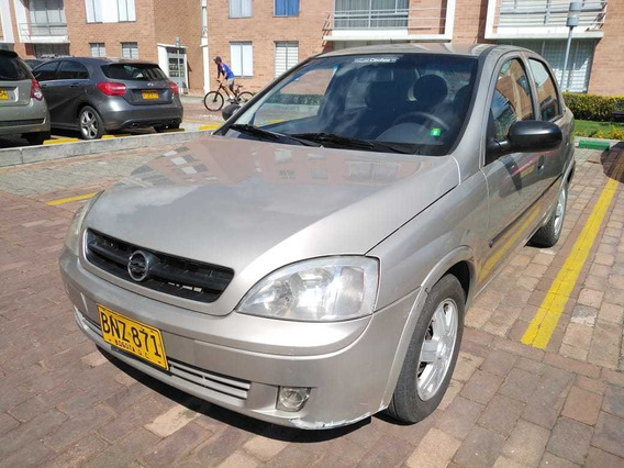 Chevrolet Corsa Evolution 4p Full