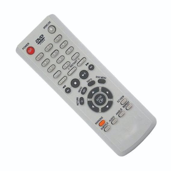 Controle Dvd Karaoke Samsung 00011e - 6055
