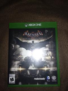 Batman Arkham Knight Xbox One Y Dlc
