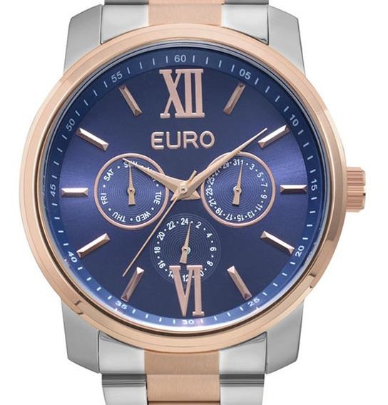 Relógio Euro Feminino Eu6p29aketd/5a Orignal Garantia Nf-e