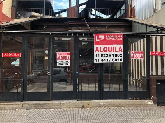 Locales Comerciales Alquiler Las Cañitas