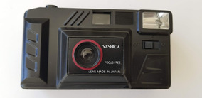 Camera De Foto Antiga Yashica Made In Japan 3 Unidades