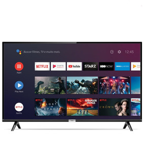 Android Tv Led 43 Tcl S6500 Inteligência Artificial Ai In