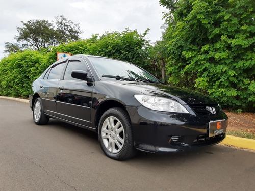 Honda Civic 1.7 Lx Aut. 4p 2004