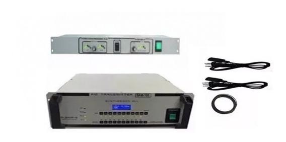 Processador Potencia 100 Watts Wideband Fm Homologado Anatel