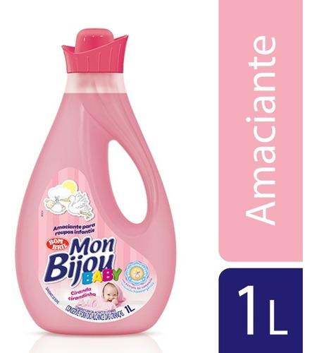 Amaciante Mon Bijou Baby Ciranda Cirandinha 1l