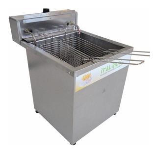 Fritadeira Elétrica Mesa Agua Oleo Italinox 1 Cuba Faoci 18l