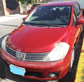Nissan Tiida Emotion Aut A/a Ee Cd B/a 2007