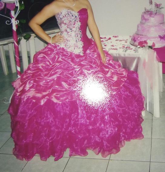 Vestido Para Fiesta De 15 Años