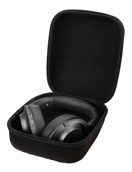 Case Estojo 21x17x10cm P/fone De Ouvido, Headset Razer Sony