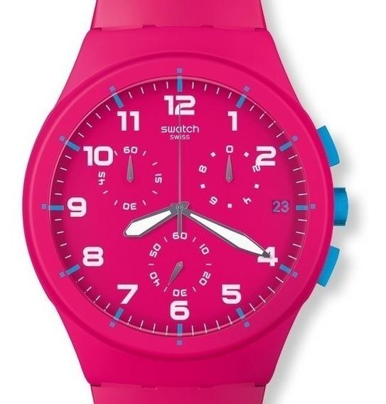 Reloj Pink Frame