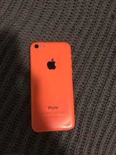 iPhone 5c Não Liga, Venda Para Uso De Peças