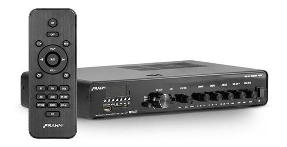 Amplificador Frahm Slim 3500 App G2 Mult Channel