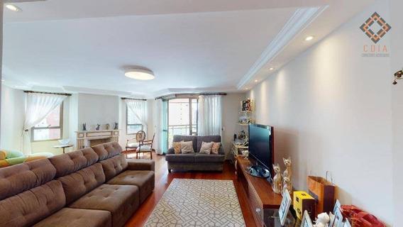 Apartamento Com 4 Dormitórios À Venda, 210 M² Por R$ 1.600.000 - Santana - São Paulo/sp - Ap47425