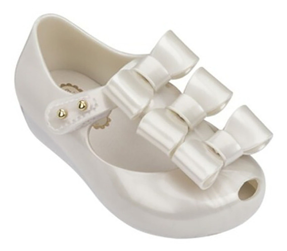 Sapatilha Mini Melissa Triple Bow