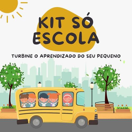 Imagem 1 de 4 de Kits De Atividades Escolares