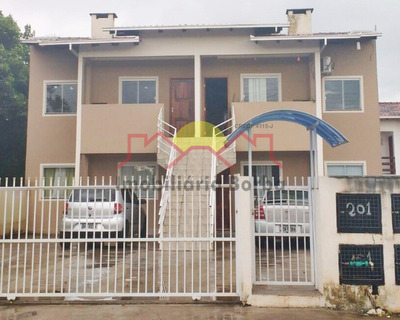 Apartamento Em Araquari - 374 - 2371509