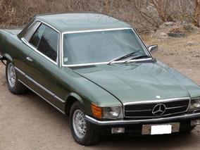 Mercedes Benz Coupe Slc 450 Sedan 2ptas Nafta Modelo 1980
