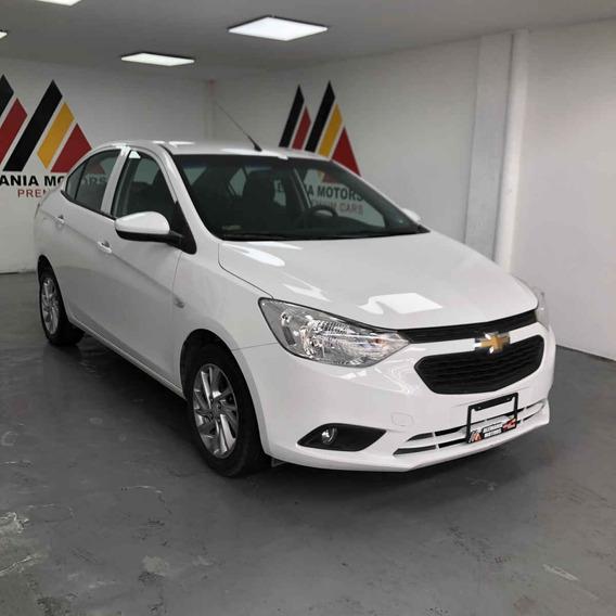 Chevrolet Aveo 2018 4p Lt L4/1.5 Aut