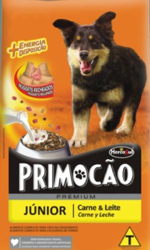 Primocao Cachorro 20 + 1kg Gratis + 6 Pate + 6 Pagos