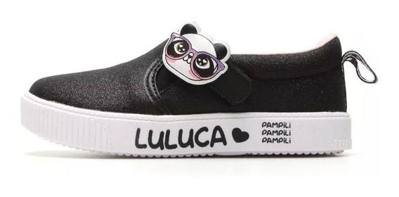 Tênis Pampili Slip On Luluca 435.108