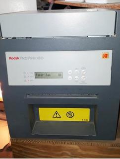 Kodak Photo Print 6850 -impresora De Fotos (para Repuestos)