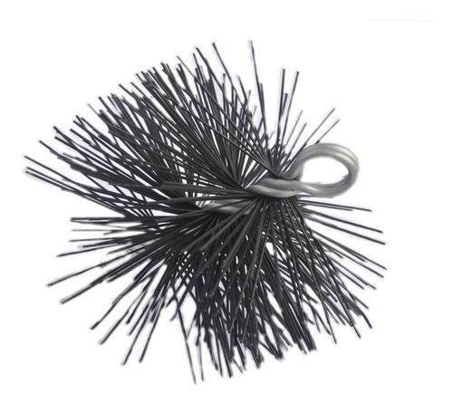 Cepillo Deshollinador De Plástico De 135, 150 Y 200 Mm