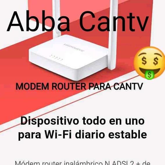 Módem Wifi Para Cant-v