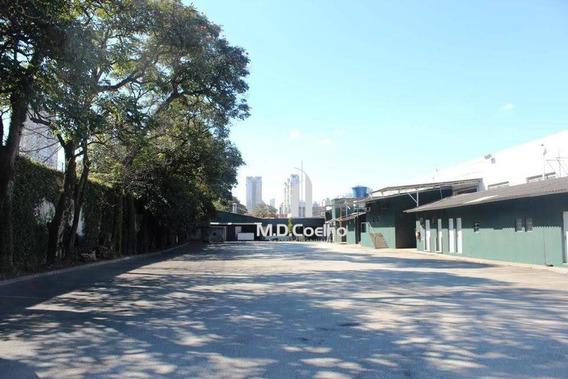 Galpão Para Alugar, 7000 M² Por R$ 32,00/mês - Vila Leopoldina - São Paulo/sp - Ga0187