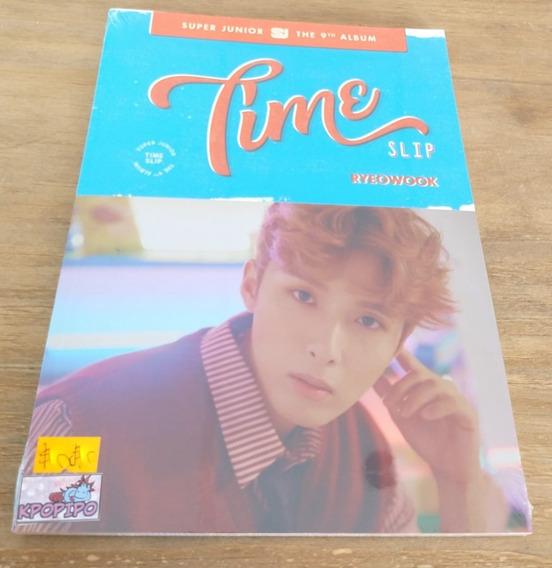 Super Junior - Time Slip Ver Ryeowook