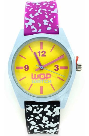 Reloj Wop Watch Analógico Rockstar