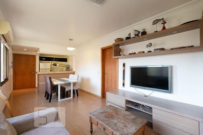 Apartamento No 6º Andar Com 2 Dormitórios E 1 Garagem - Id: 892931044 - 231044