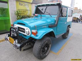 Toyota Fj 40 Lx