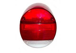 Lanterna Traseira Fusca 79 Até 96 Fafá Bicolor Ld/le