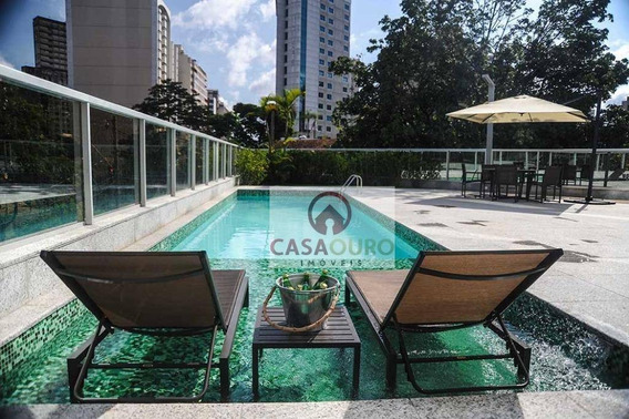 Apartamento Residencial À Venda, Lourdes, Belo Horizonte. - Ap0072