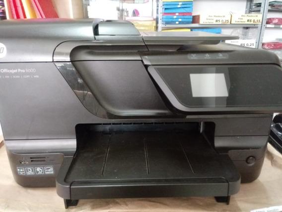 Impressora Hp 8600 Defeito No Sistema De Tinta