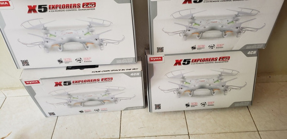 Drone X5 Space Explorer 2.4ghz Oferta
