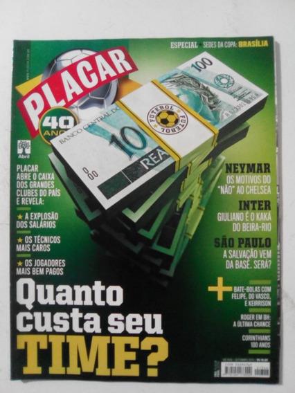Revista Placar 1346 Inter Cruzeiro São Paulo Brasilia 2010