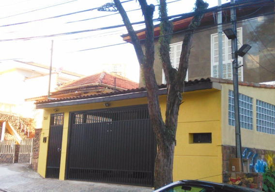 Casa Para Venda, 4 Dormitórios, Jardim São Paulo(zona Norte) - São Paulo - 2545