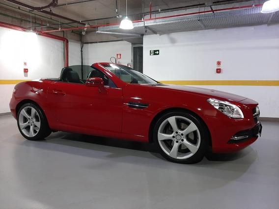 Mercedes-benz Slk 250 1.8 Turbo 204cv 2012 18 Mil Km