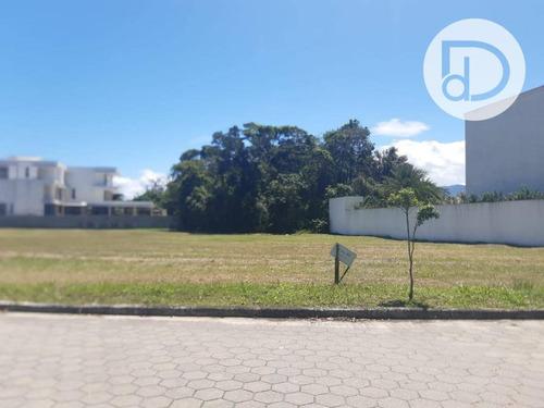 Terreno À Venda, 1.722,27 M² Por R$ 5.265.810 - Riviera De São Lourenço - Bertioga/sp - Te1624