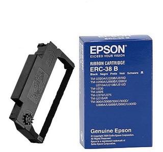 Cinta Impresora Fiscal Erc-38b Epson Tm-u200/u220/u300 Orig